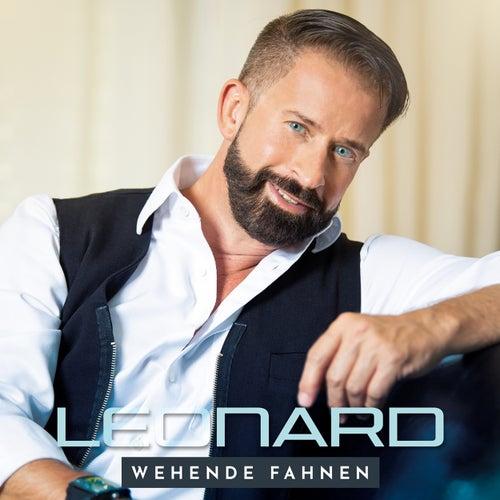 Wehende Fahnen von Leonard