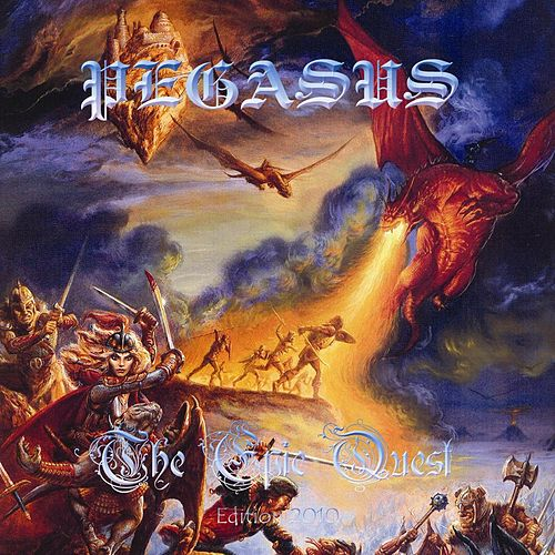 The Epic Quest (Edition 2011) by Pegasus
