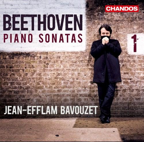 Beethoven: Piano Sonatas, Vol. 1 van Jean-Efflam Bavouzet