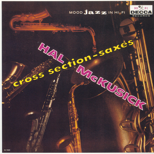 Cross Section - Saxes by Hal McKusick