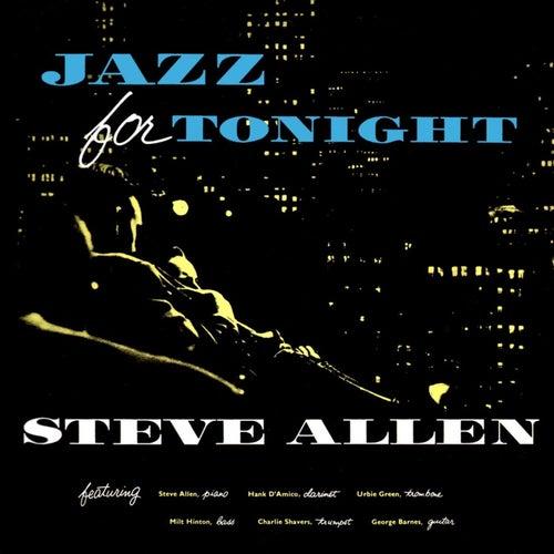 Jazz For Tonight de Steve Allen