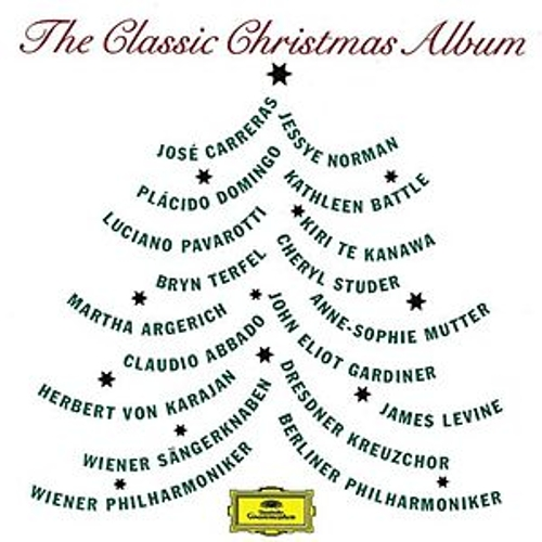 The Classic Christmas Album de Claudio Abbado