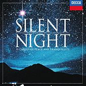 Silent Night - 25 Carols Of Peace & Tranquility by Various Artists