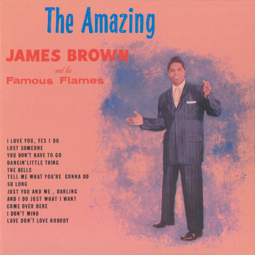 The Amazing James Brown by James Brown