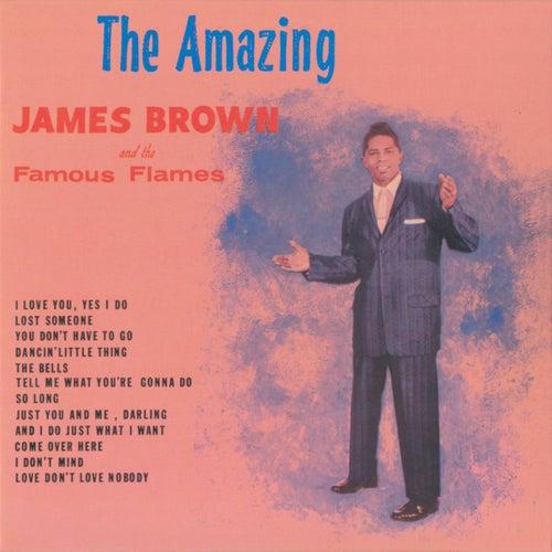 The Amazing James Brown de James Brown