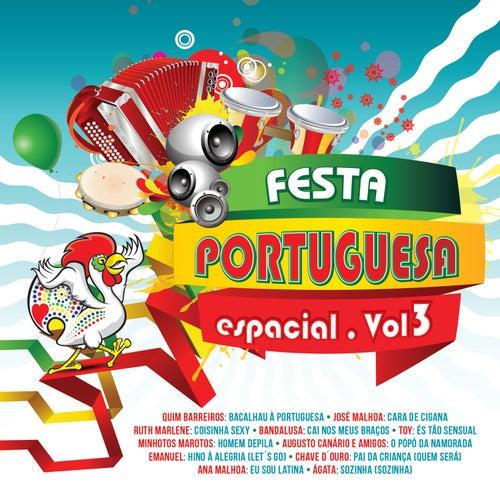Festa Portuguesa Espacial Vol. 3 by Various Artists