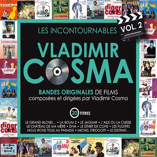 Les Incontournables, Vol. 2 de Various Artists