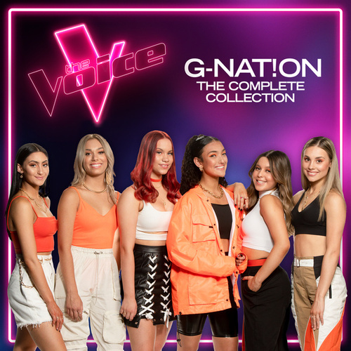 G-Nat!on: The Complete Collection (The Voice Australia 2021) by G-Nat!on