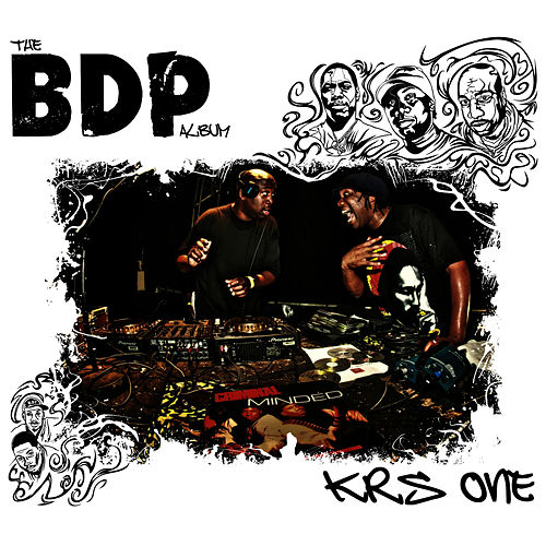 The B.D.P. Album (Special Edition) de KRS-One