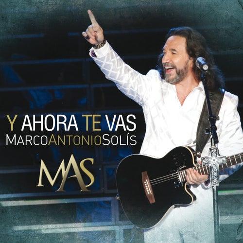 Y Ahora Te Vas de Marco Antonio Solis