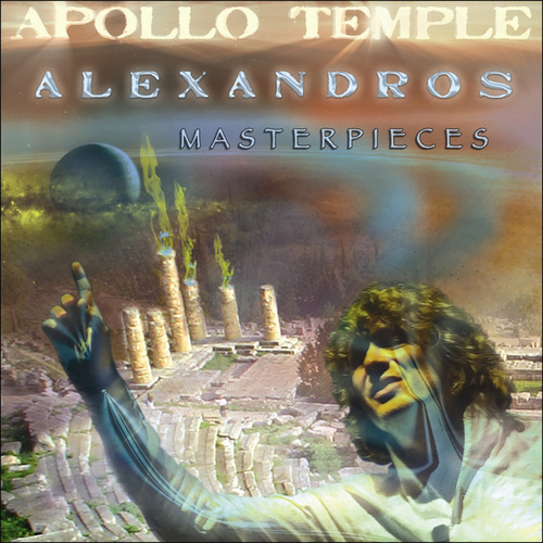 Apollo Temple by Alexandros