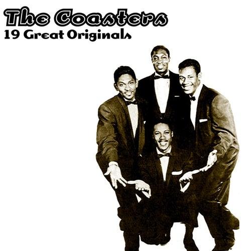 19 Great Originals van The Coasters