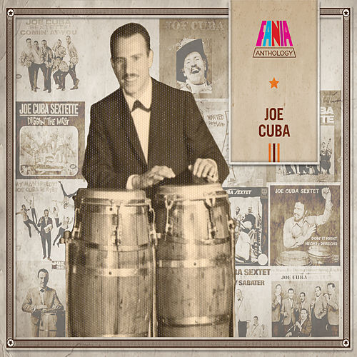 Anthology de Joe Cuba