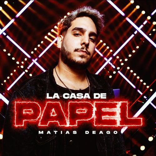 LA CASA DE PAPEL ( Pop Edition ) (Remix) by Matias Deago
