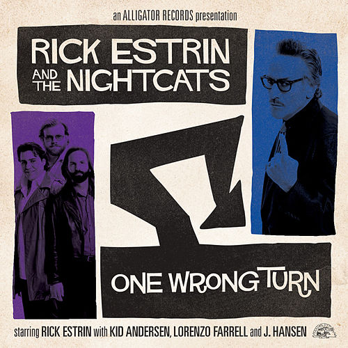One Wrong Turn by Rick Estrin