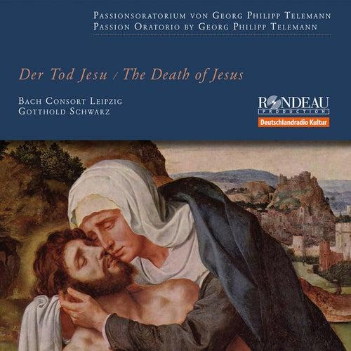 Telemann: Der Tod Jesu von Siri Karoline Thornhill