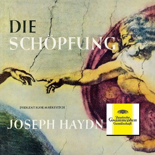 Haydn: The Creation (Die Schöpfung); Mozart: Mass in C Major, KV 317 'Coronation' (Igor Markevitch – The Deutsche Grammophon Legacy: Volume 18) by Irmgard Seefried