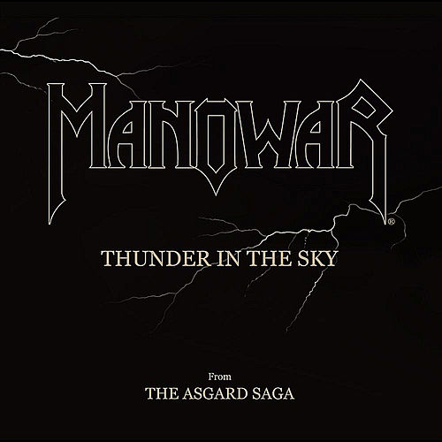Thunder in the Sky de Manowar