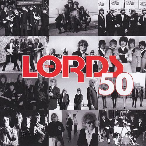 The Lords 50 de The Lords
