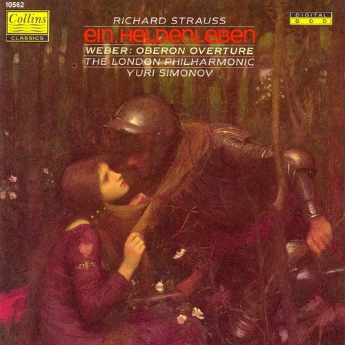 Strauss: Ein Heldenleben - Weber: Oberon Overture de London Philharmonic Orchestra