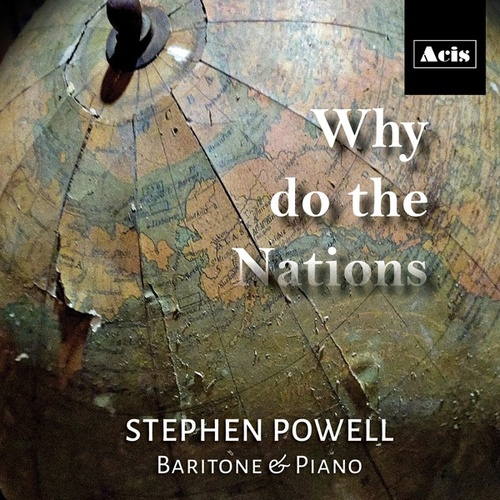 Why Do the Nations by Stephen Powell