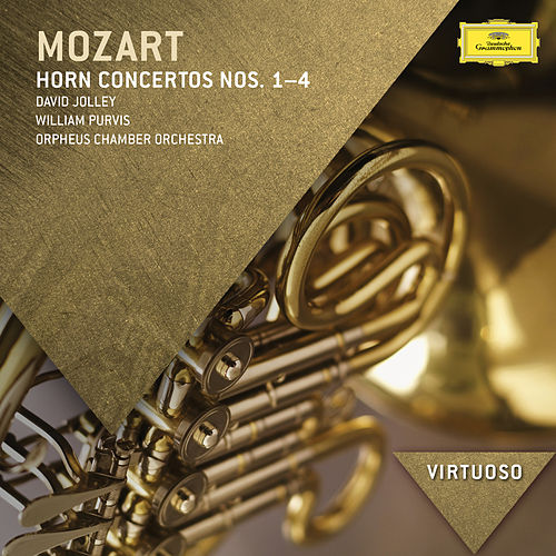 Mozart: Horn Concertos Nos.1-4 de William Purvis