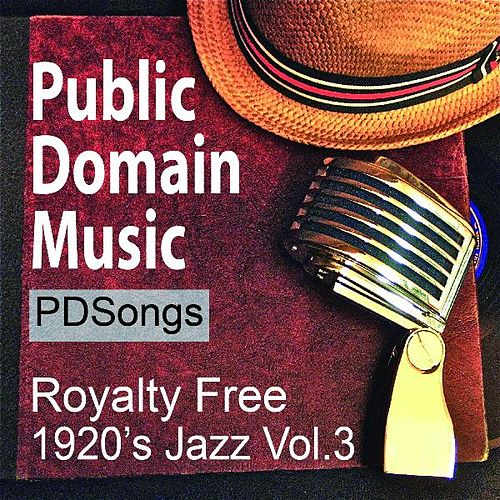 Pd Songs Royalty Free 1920's Jazz, Vol  3 by Public Domain
