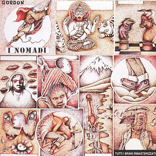 Gordon (2007 - Remaster) de I Nomadi