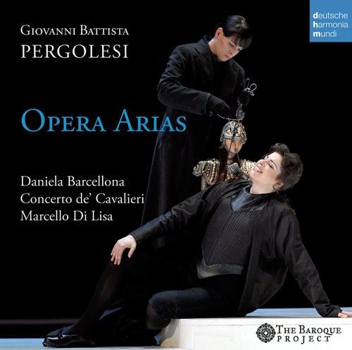 Giovanni Battista Pergolesi Opera Arias de Daniela Barcellona