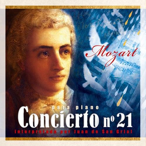Mozart: Concierto para Piano Nº. 21 de Juan De San Grial