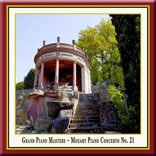 Grand Piano Masters: Mozart: Piano Concerto No. 21 by Christoph Soldan