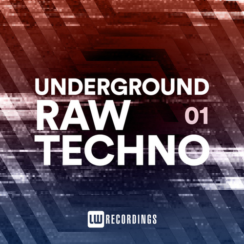 Underground Raw Techno, Vol. 01 by Various Artists