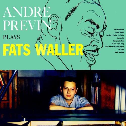 Plays Fats Waller de André Previn