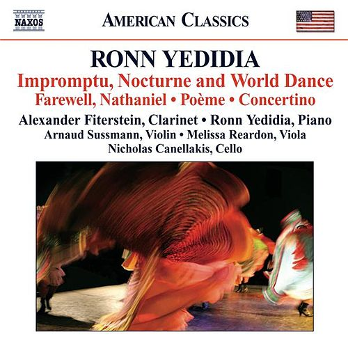 Yedidia: Impromptu, Nocturne and World Dance by Alexander Fiterstein