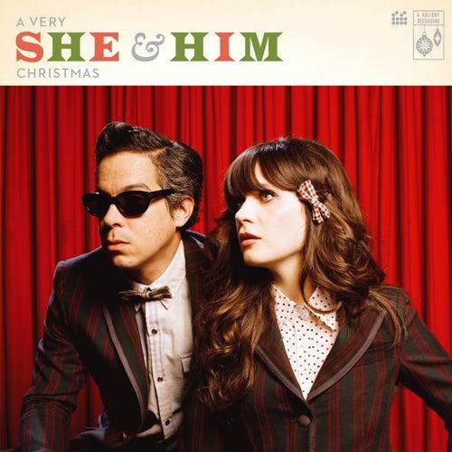 A Very She & Him Christmas von She & Him
