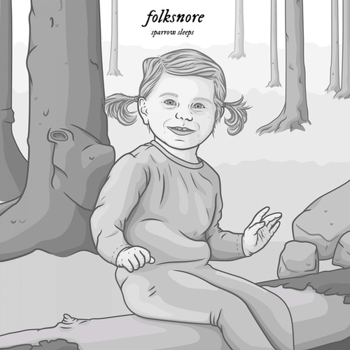 folksnore: Lullaby covers of Taylor Swift songs von Sparrow Sleeps
