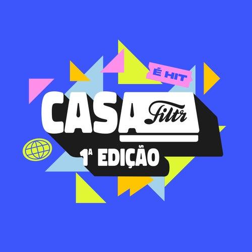 Casa Filtr (Ao Vivo) de Various Artists