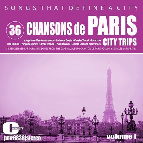 Songs That Define a City; Paris; Chansons De Paris, Vol. 36 de Various Artists