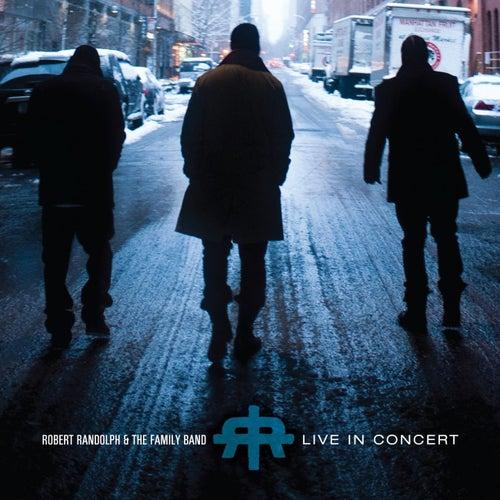 Live In Concert de Robert Randolph & The Family Band