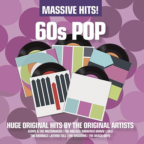 Massive Hits!: 60s Pop de Various Artists