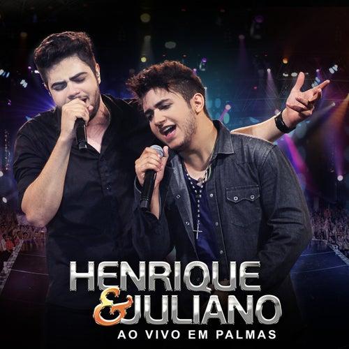 Ao Vivo Em Palmas de Henrique & Juliano