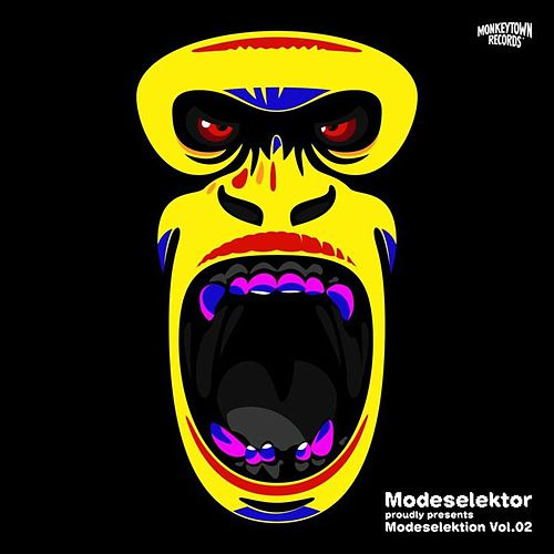 Modeselektion Vol. 02 de Various Artists