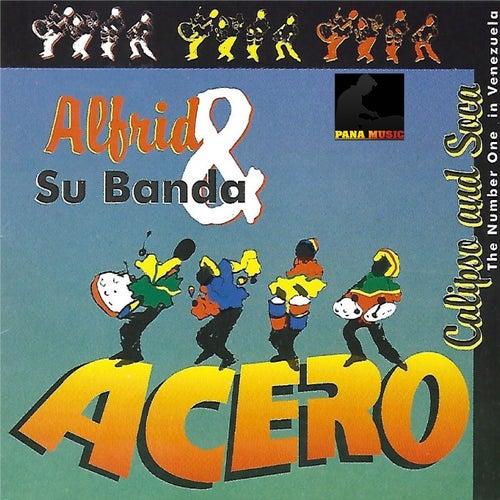 Calypso And Soca von Alfrid Y Su Banda Acero