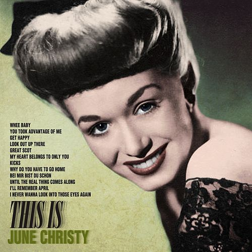 This Is June Christy von June Christy