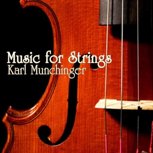 Music For Strings von Karl Munchinger