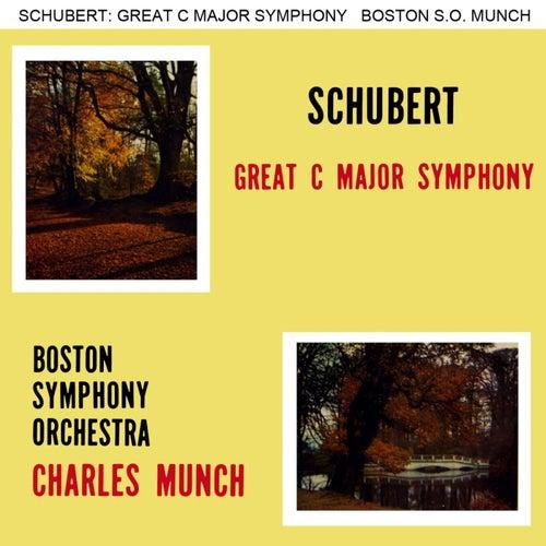 Schubert: Great C Major Symphony de Boston Symphony Orchestra