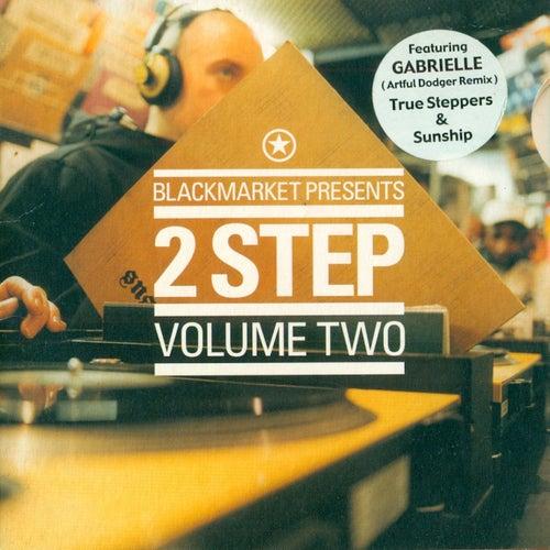 Blackmarket presents 2 Step - Volume 2 van Various Artists