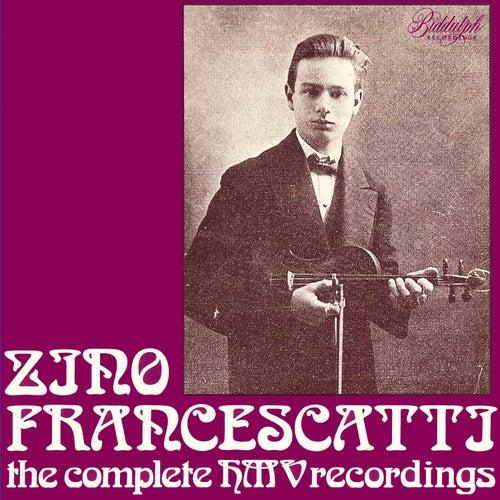 The Complete HMV Recordings de Zino Francescatti