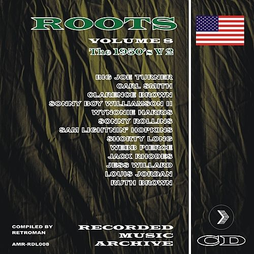 Roots Volume 8 - The 1950's, Vol. 2 de Various Artists