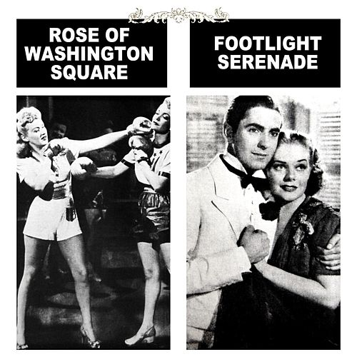 Rose Of Washington Square / Footlight Serenade van Original Soundtrack